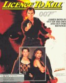 007: License to Kill box cover