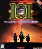 101 Airborne: The Airborne Invasion of Normandy box cover