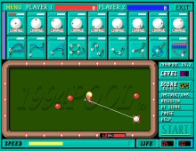1994pool screenshot
