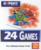 24 Games for Windows box cover