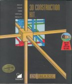3D Construction Kit box cover