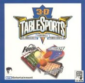 3D Table Sports box cover