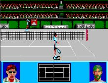 3D World Tennis screenshot