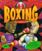 4-D Boxing box cover