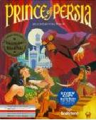 4D Prince of Persia box cover