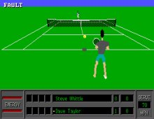 4D Sports Tennis screenshot