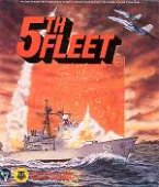 5th Fleet box cover