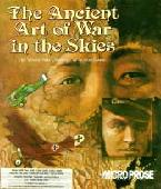 Ancient Art of War in The Skies, The box cover