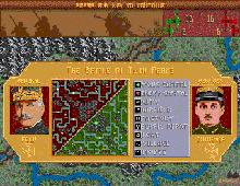 Ancient Art of War in The Skies, The screenshot