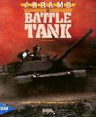 Abrams Battle Tank box cover
