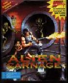 Alien Carnage box cover