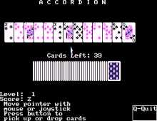 Accordion screenshot
