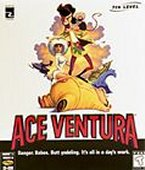 Ace Ventura box cover