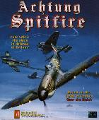 Achtung Spitfire! box cover