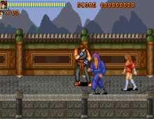Act of Fighter screenshot