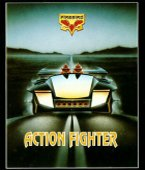 Action Fighter box cover