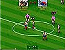 Action Soccer screenshot