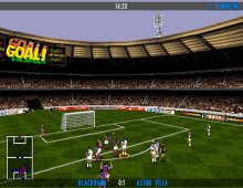 Actua Soccer: Club Edition screenshot