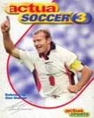 Actua Soccer 3 box cover