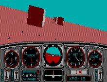 Chuck Yeager's Advanced Flight Trainer screenshot