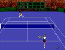 Advantage Tennis screenshot