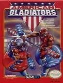 American Gladiators box cover