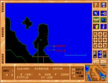 Air Force Commander screenshot