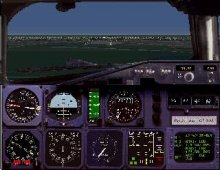 Airline Simulator 97 screenshot