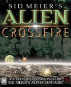 Sid Meier's Alien Crossfire box cover