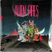 Alien Fires 2199 A.D. box cover