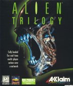 Alien Trilogy box cover