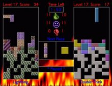 Alizarin Tetris screenshot
