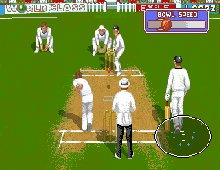Allan Border's Cricket screenshot