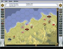 Allied General screenshot