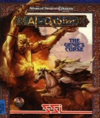 Al-Qadim: The Genie's Curse box cover