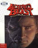 Altered Beast box cover