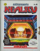 Alternate Reality: The City box cover