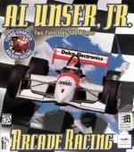 Al Unser Jr. Arcade Racing box cover
