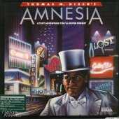 Amnesia box cover