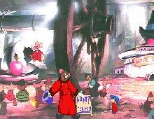 An American Tail: Fievel Goes West screenshot