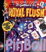Royal Flush Pinball box cover