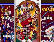 Royal Flush Pinball screenshot
