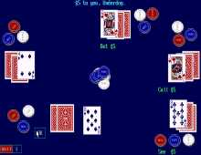 Ante-Up at the Friday Night Poker Club screenshot
