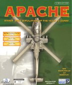 Apache Longbow box cover