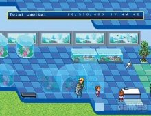 Aquarium screenshot