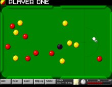 Arcade Pool screenshot