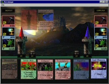 Arcomage screenshot