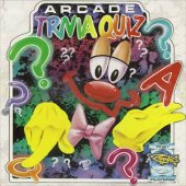 Arcade Trivia Quiz box cover