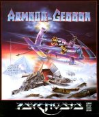 Armour-Geddon box cover