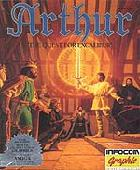 Arthur: The Quest for Excalibur box cover